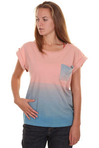 Cleptomanicx Tapp T-Shirt girls (papaya)