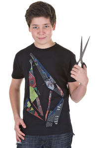 Volcom Scrapstone T-Shirt kids (black)