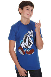 Volcom Mr. Stone T-Shirt kids (marine blue)