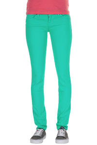 Volcom Soundcheck Super Skinny Jeans girls (bright turq)