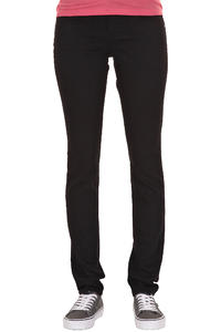 Volcom Soundcheck Super Skinny Jeans girls (black top)