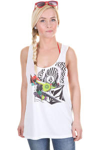 Volcom Stone Back Shape Top girls (white)
