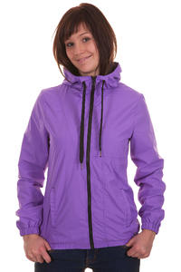 Volcom Not So Classic Windbreaker girls (vibrant purple)