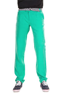 Volcom Neon Slice Pants girls (bright turq)