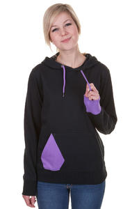 Volcom Keep Me In Mind Hoodie girls (black purple)