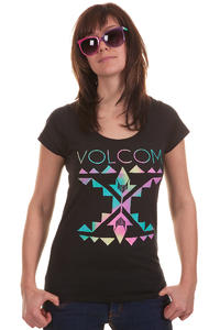 Volcom Take A Break T-Shirt girls (black)