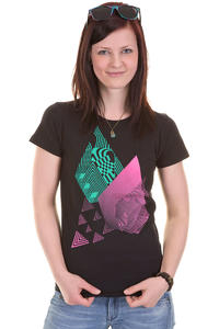 Volcom Litter Stone T-Shirt girls (black)