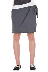 Cleptomanicx Izzy Vintage Skirt girls (periscope grey)
