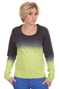 Volcom Fun Dipped Sweatshirt girls (lime green)