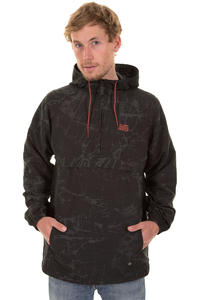 Cleptomanicx Bark Jacket (periscope grey)