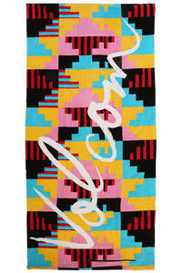 Volcom Block Box Handtuch girls (neon pink)