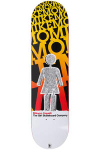 Girl Capaldi Blast Off 8&quot; Deck (multi)