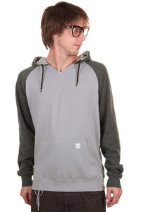 Volcom Timesoft Ultra Slim Hoodie (black combo)