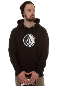 Volcom Circle Stone Hoodie (black)