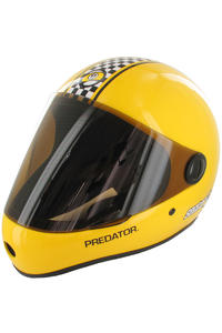 Sector 9 Predator Downhill Helm (gelb)