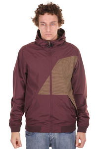Volcom Temper Jacke (cabernet)