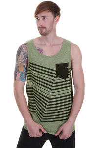 Volcom Frequency Tank-Top (expedition green)