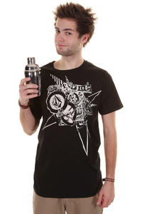 Volcom Villopoto T-Shirt (black)