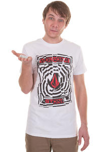 Volcom Splice T-Shirt (white)