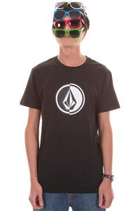 Volcom Circle Stone T-Shirt (black)