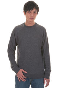 Volcom Timesoft Ultra Slim Sweatshirt (black)