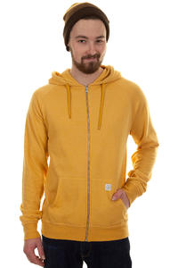 Volcom Timesoft Ultra Slim Zip-Hoodie (curry)