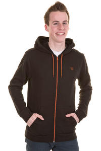 Volcom Icon Zip-Hoodie (black)