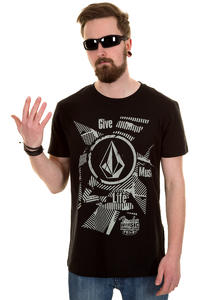 Volcom Fender Collab Vent T-Shirt (black)
