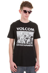 Volcom Ent Head T-Shirt (black)