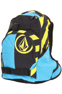 Volcom Equilibrium Backpack (yellow flash)