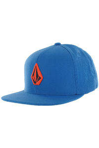 Volcom Stone Snapback Cap (airforce blue)