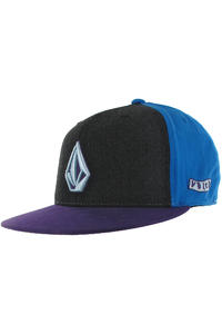Volcom Too Stone Flexfit 210 Cap (purple flash)