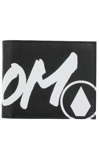 Volcom One Two Three Wallet (black white)