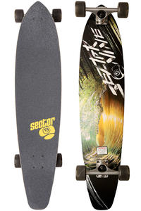 Sector 9 Mana 38&quot; (96,5cm) Komplett-Longboard
