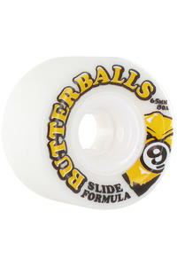 Sector 9 Butterballs 65mm 80A Rollen 4er Pack  (white)