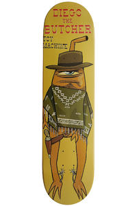 "Toy Machine Bucchieri Clint 8"" Deck (light brown)"