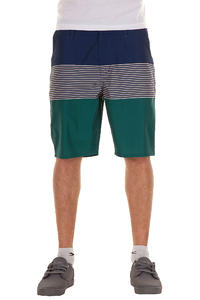 Volcom Fruckin V2S Hybrid Shorts (navy paint)