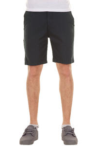 Volcom Frickin Tight Solid Shorts (tinted black)