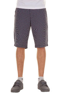 Volcom Rushy Plaid Shorts (black)