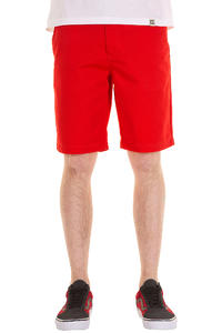 Volcom Frozen Art Solid Shorts (drip red)