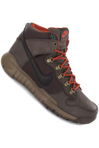 Nike Dunk High OMS Schuh (brown)