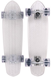 "Globe Bantam Clears 24"" (61cm) Cruiser (clear raw clear)"