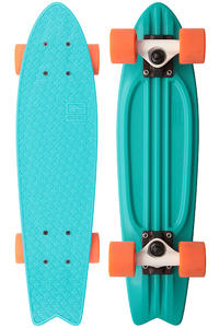 Globe Bantam ST 23&quot; (58,5cm) Cruiser (turquoise white orange)