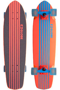 "Globe Tracer 31.125"" (80cm) Cruiser (fluoro orange cyan)"