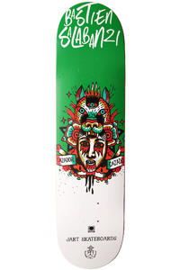 "Jart Skateboards Salabanzi Eterno 7.875"" Deck (green)"