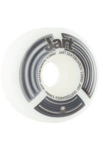 Jart Skateboards Radar Logo 52mm Rollen 4er Pack  (grey)