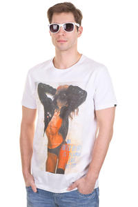 Globe One Eyed Willie T-Shirt (white)