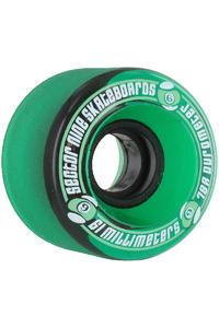 Sector 9 Nineballs 61mm 78A Wheel 4er Pack  (green)