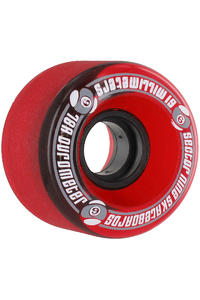 Sector 9 Nineballs 61mm 78A Rollen 4er Pack  (red)