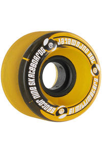 Sector 9 Nineballs 61mm 78A Wheel 4er Pack  (yellow)
